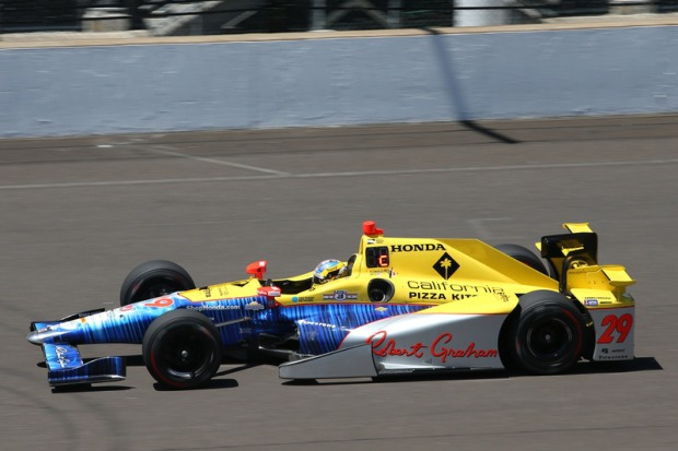 indycar-indy-500-2016-townsend-bell-andretti-autosport-honda