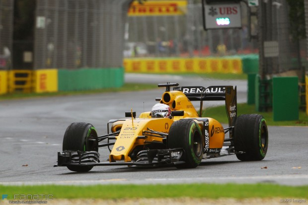 Motor Racing - Formula One World Championship - Australian Grand Prix - Practice Day - Melbourne, Australia