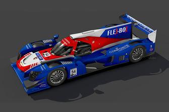 core-autosports-nissan-ligier-1