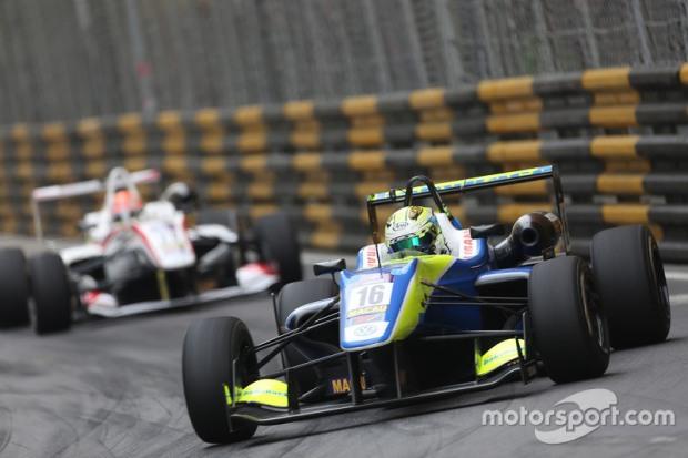 #16 Van Amersfoort Racing Dallara Volkswagen: Alessio Larandi