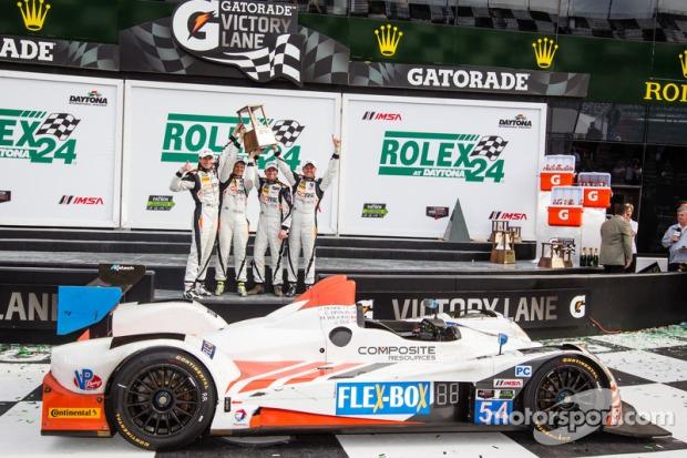 TUSC Daytona Rolex 24 Hours